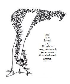 Tattoo idea in honor of Adam. From The Giving Tree by Shel Silverstein.