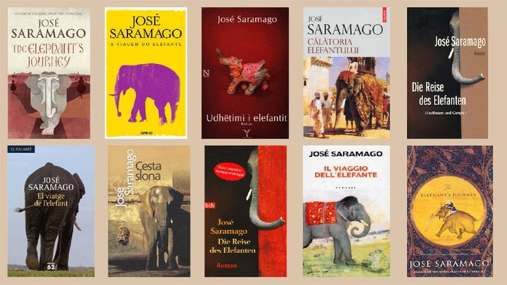 El Viaje del Elefante - A mediados del siglo 16, el Rey portugués D. João III ofrece un regalo de boda muy raro a su primo, el Archiduque Maximiliano de Austria: un elefante asiático. Este romance brillante, escrito por el Nobel de la Literatura José Saramago, cuenta la historia del viaje épico del elefante llamado Salomón que tuve de atravesar