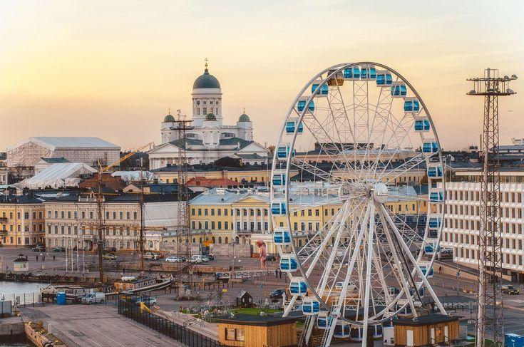 Poikkeatko lomallasi Helsinkiin? Listasimme Stadin 50 rakastettavinta paikkaa, niin uusia löytöjä kuin vanhoja tuttuja. Mikä on sinun suosikkisi?