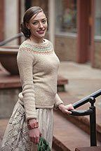 Freyja Sweater and Hat  (on hard drive as Exploring Color Knitting)