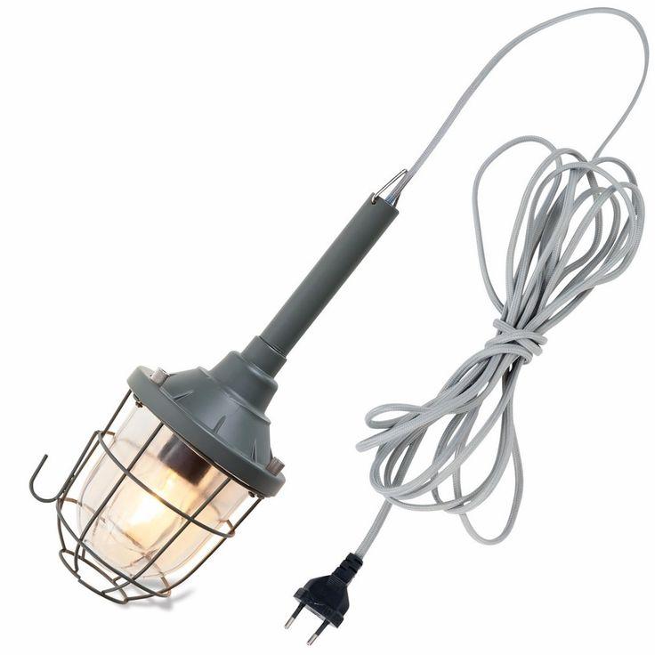It's about RoMi Leeds Hang- Looplamp - Mat Grijsgroen