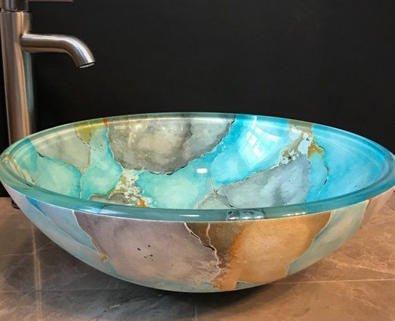 Unique Vessel Sinks