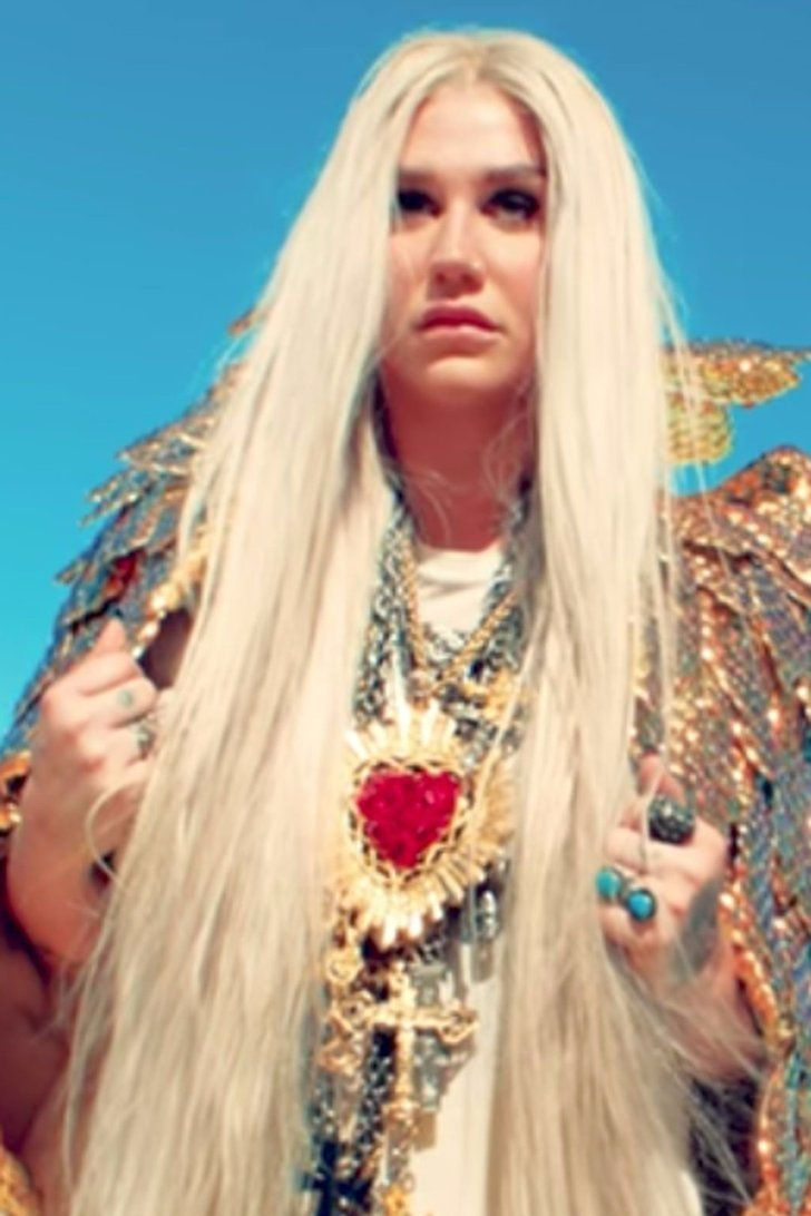 """Kesha Tackles Depression and Dr. Luke in """"Praying,"""" Her First Single in 4 Years"""