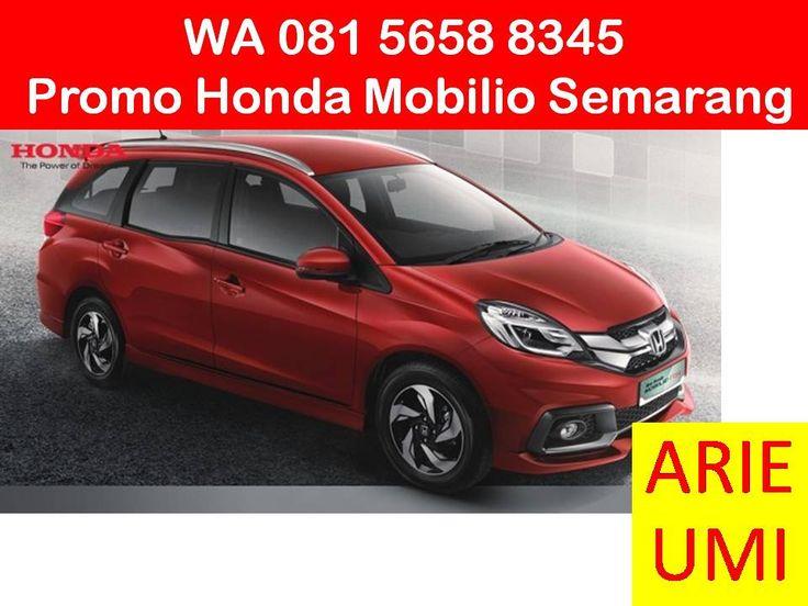 WA 081 5658 8345, Promo Honda Mobilio Semarang Harga Mobil Berbeda Beda Sesuai Model, Type Dan Promo Yang Sedang Berlaku INFO LENGKAP TELP / WA 081 5658 8345 (Indosat) Arie Umi