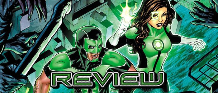 Green Lanterns #37 Review - The Blog of Oa