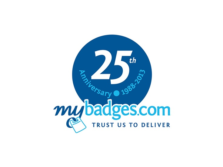25 best images about mybadges 25th anniversary logo 25th Anniversary Event Logo 25th Anniversary Company Logo
