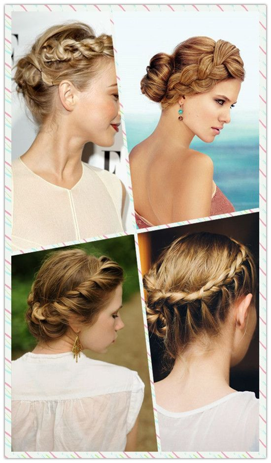 braided prom hair styles 2015 prom hairstyles looks 4 braids tutorials chignon 4903