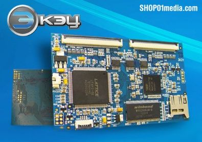 ODE for Sony Playstatsion 3 (#ps3ode). This is a kind of #ps3modchip allowing you to play game backups on your PS3 from an external USB harddrive! No CD/DVD needed... Works on all PS3 modells and firmwares. More info http://shop01media.com/brand.asp?ID=1190