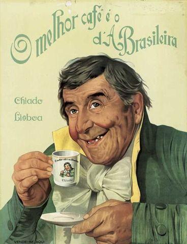 Café - A Brasileira - Café