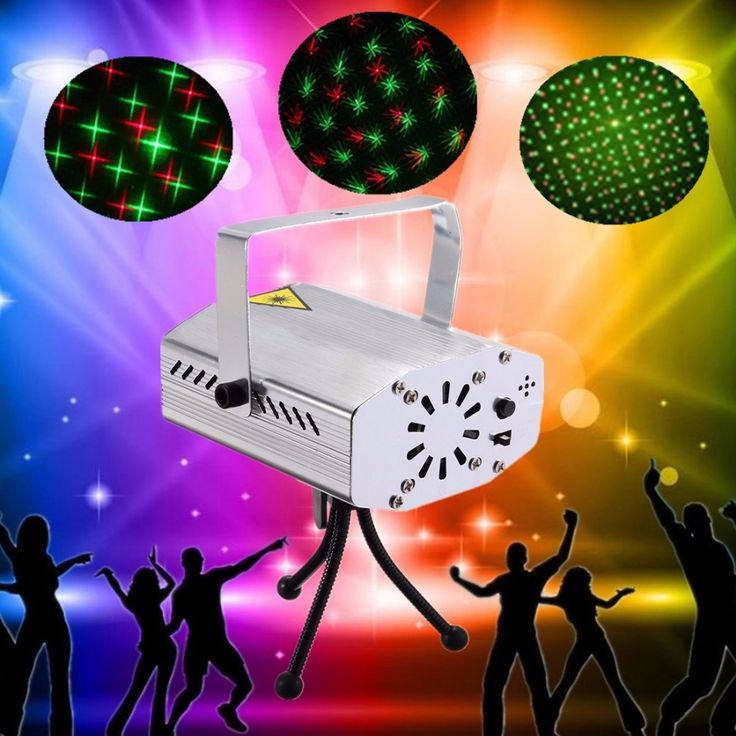 13.28$  Buy now - http://ali961.shopchina.info/go.php?t=32706955557 - High Quality  Stable & Reliable Silver Mini R&G Auto Voice Xmas DJ Disco LED Laser Stage Light Projector Remote 13.28$ #buyonline