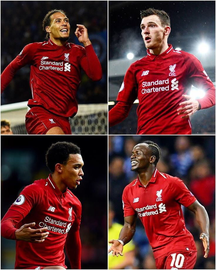 Four LFC players have been named in the the_pfa PL Team