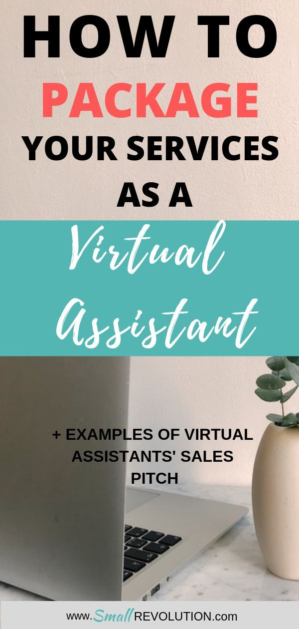 Virtual Assistants How To Sell Your Services To Prospective