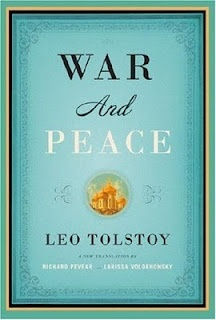 """Leo Tolstoy """"War and Peace"""". The author has a brilliant way of describing not just single people but a whole generation of people, in this case both civilians and military."""