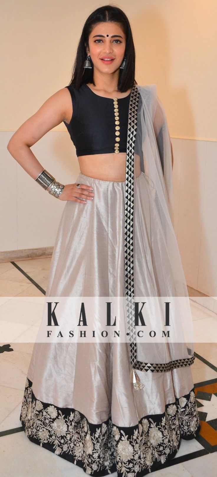 Shruti Haasan | Indian outfits, Lehnga designs, Bollywood ...