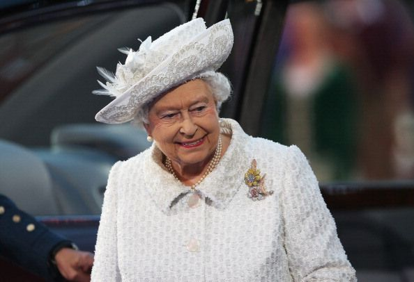 Queen Elizabeth and Prince Philip, Duke of Edinburgh, attended the Opening Ceremony for the Glasgow 2014 Commonwealth Games
