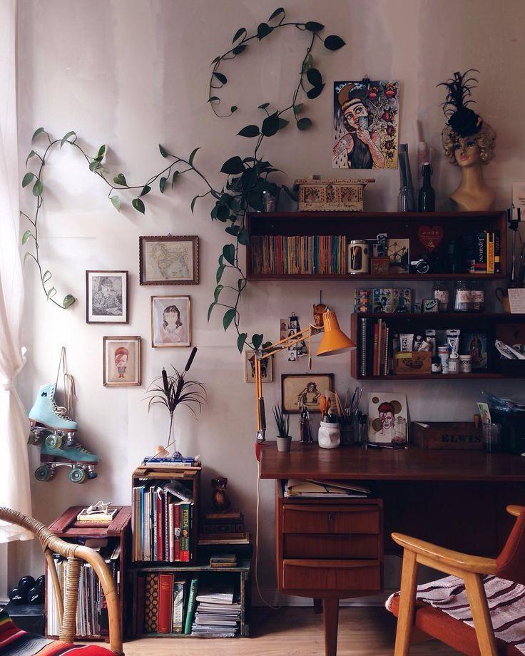 Home Office   interior design   House decoration   …..