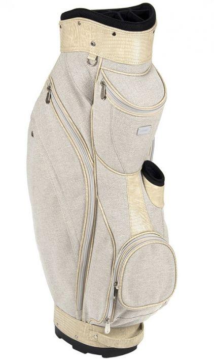 Reisling Cutler Ladies Golf Cart Bag! More stylish golf bags at #lorisgolfshoppe
