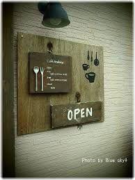 「カフェ 看板」の画像検索結果