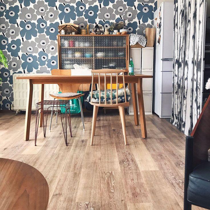 パネルカーテン/marimekko/momo natural/IKEA…などのインテリア実例 - 2017-08-11 19:50:33 | RoomClip(ルームクリップ)