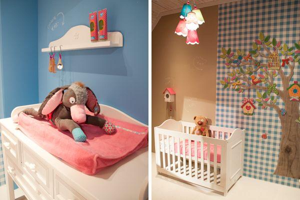 Lief Kinderkamer: Behang kinderkamer lief merken met te gek voor de.