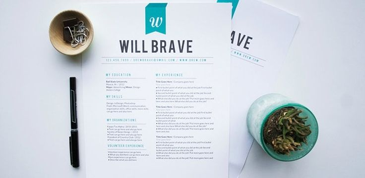 Pretty good ideas for resume layout (including for more traditional, not-design-related jobs)