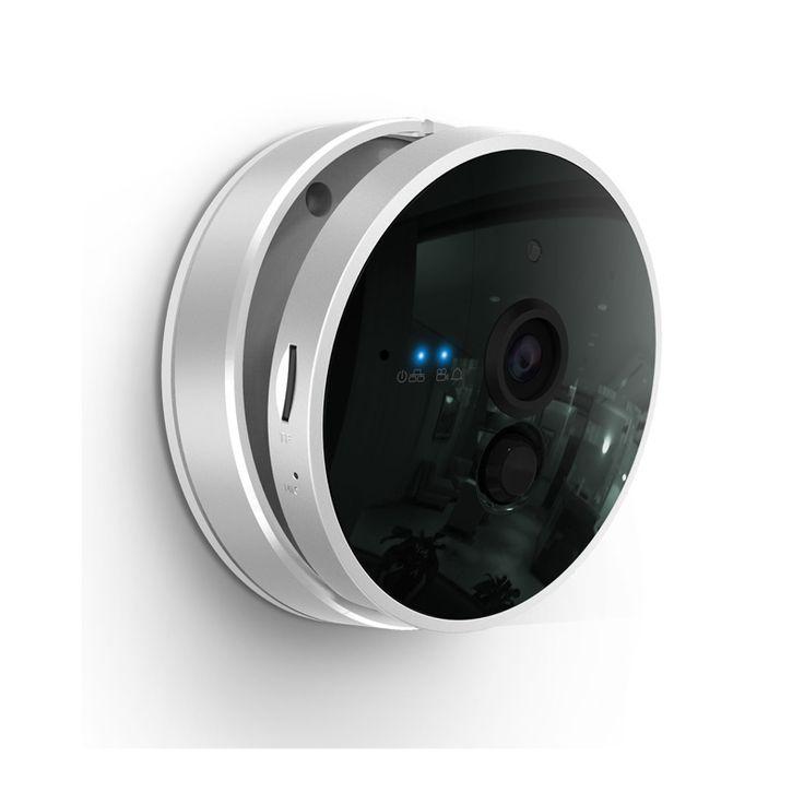 CCTVMAN IP Cámara de Seguridad Inicio 720 P ONVIF P2P WIFI Wireless Camara Camaras de seguridad Videovigilancia HD de Seguridad IP Kamera