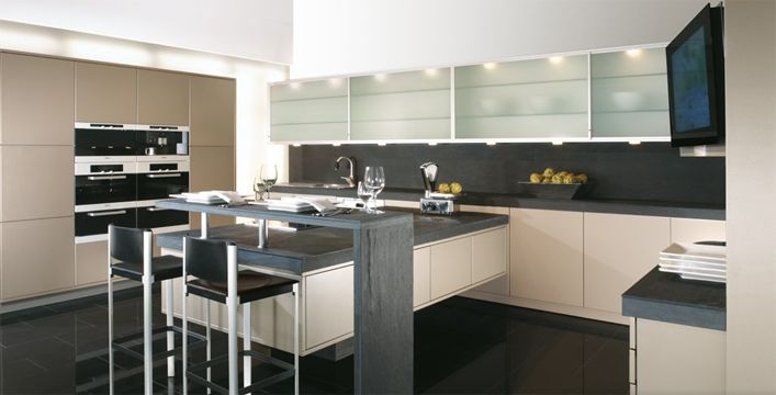 Best 33 Best Modern Kitchens Images On Pinterest Contemporary 400 x 300