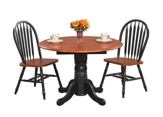35 best bistro dining images on pinterest dining sets for Kitchen set new leaf