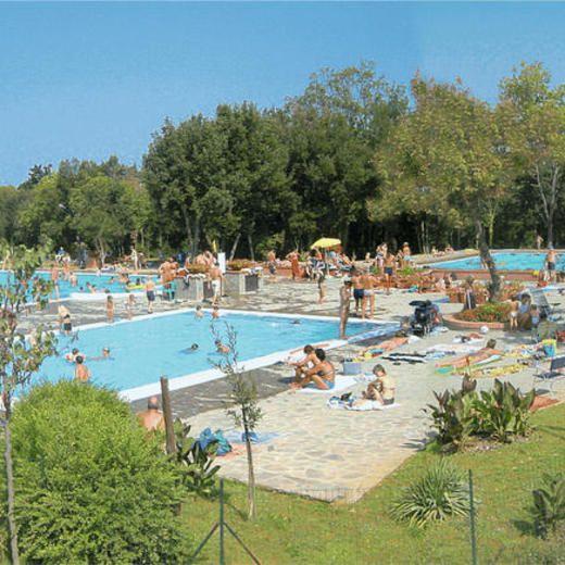 Camping Village Montescudaio, Montescudaio, Italië | Elmar Reizen  500 tussen cecina bibbione