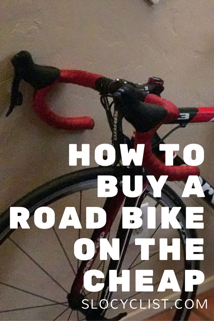 How to find a good deal on a road bike | Buy a quality road bike for cheap