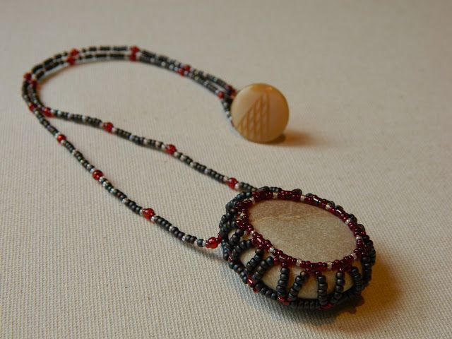 One Kiss Creations Beaded Jewelry: Rocks Off On The Last Hump Day in April