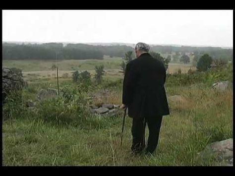 ▶ Joshua Chamberlain, 20th Maine - After Gettysburg - YouTube