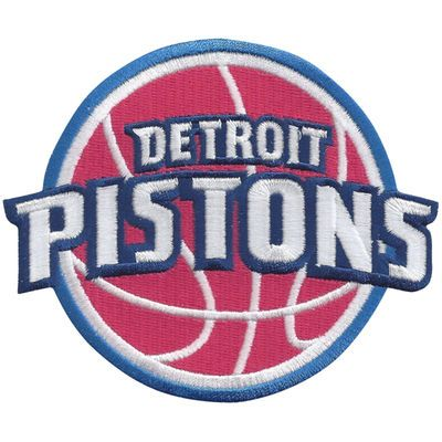 Detroit Pistons Embroidered Team Patch