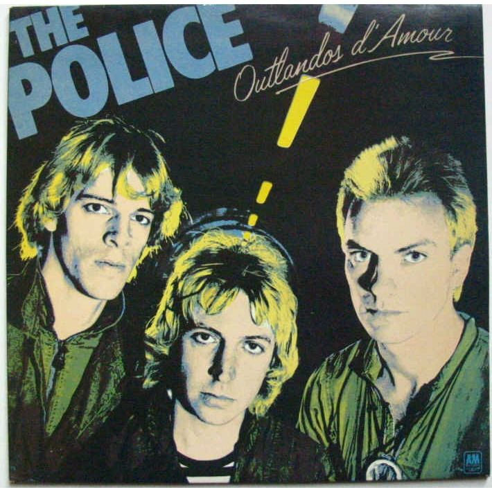89 Best The Police Covers Images On Pinterest Concert