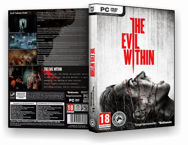 The Evil Within VERSIONE DIGITALE PC
