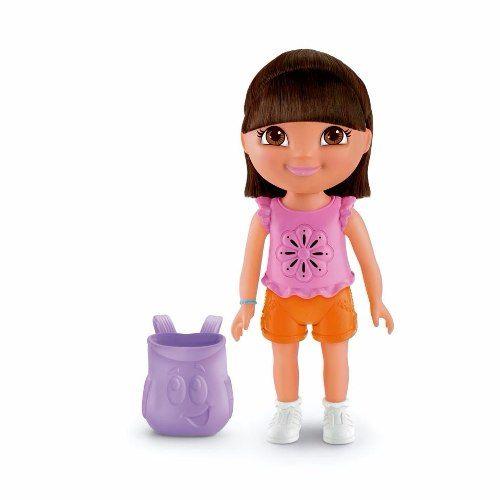 Boneca Dora Aventureira Bilingue 99,99 no Mercado Livre.