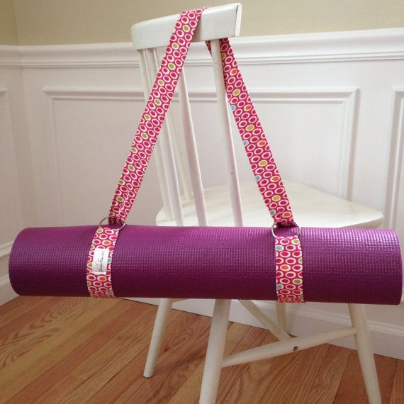 25+ Best Ideas About Yoga Mat Bag On Pinterest