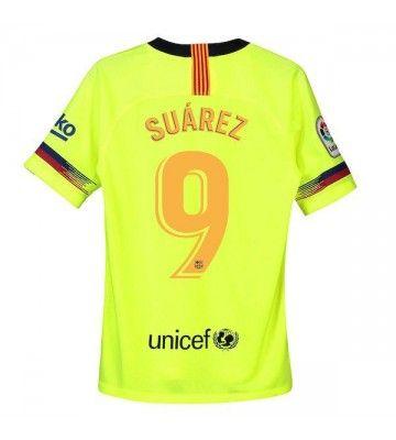 c56ecd8d2f3 Barcelona Luis Suarez 9 Bortedrakt 18-19