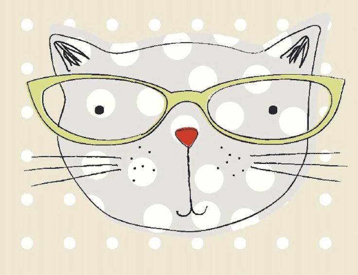 ' Cool Cats', Fryetts Fabrics