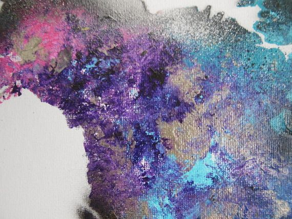 1000 ideas about tableau peinture acrylique on pinterest for Peinture murale acrylique