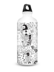 doodle bottle 2 Oleh doodlezious