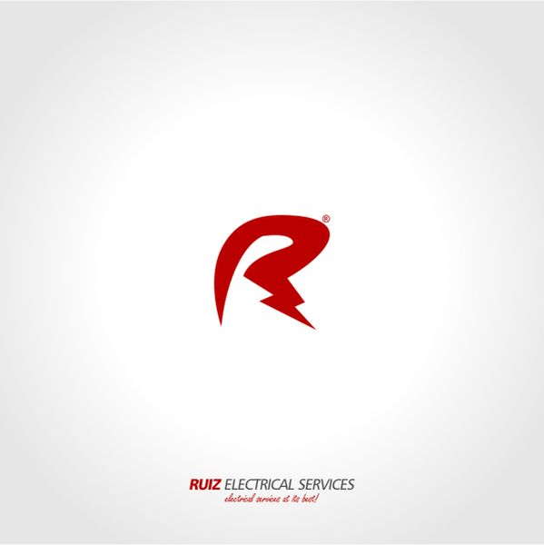 Nice Ruiz Electrical Services Logo Sourced Their New From Logosauce