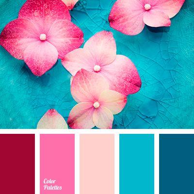 Color Palette  #3795
