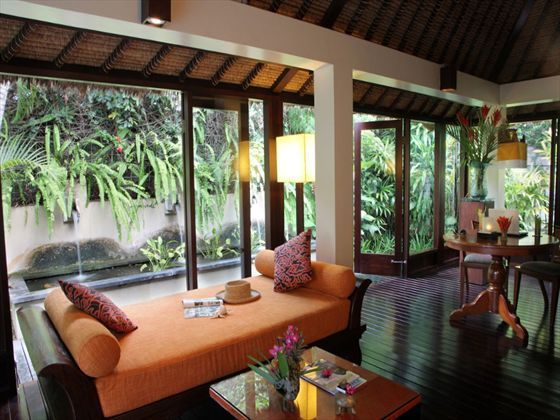 Exotic Balinese Style Homes: The Pavilions Balinese Style Living Rooms. | rickysturn/home-styling