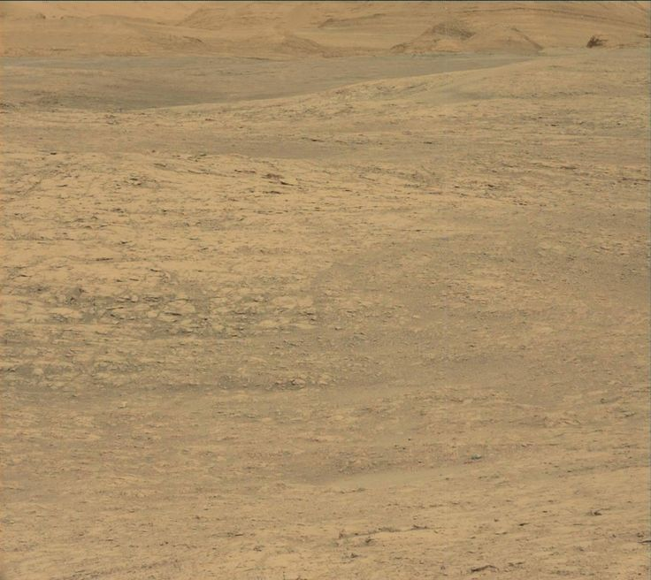 NASA's Mars rover Curiosity acquired this image using its Mast Camera (Mastcam) on Sol 1834