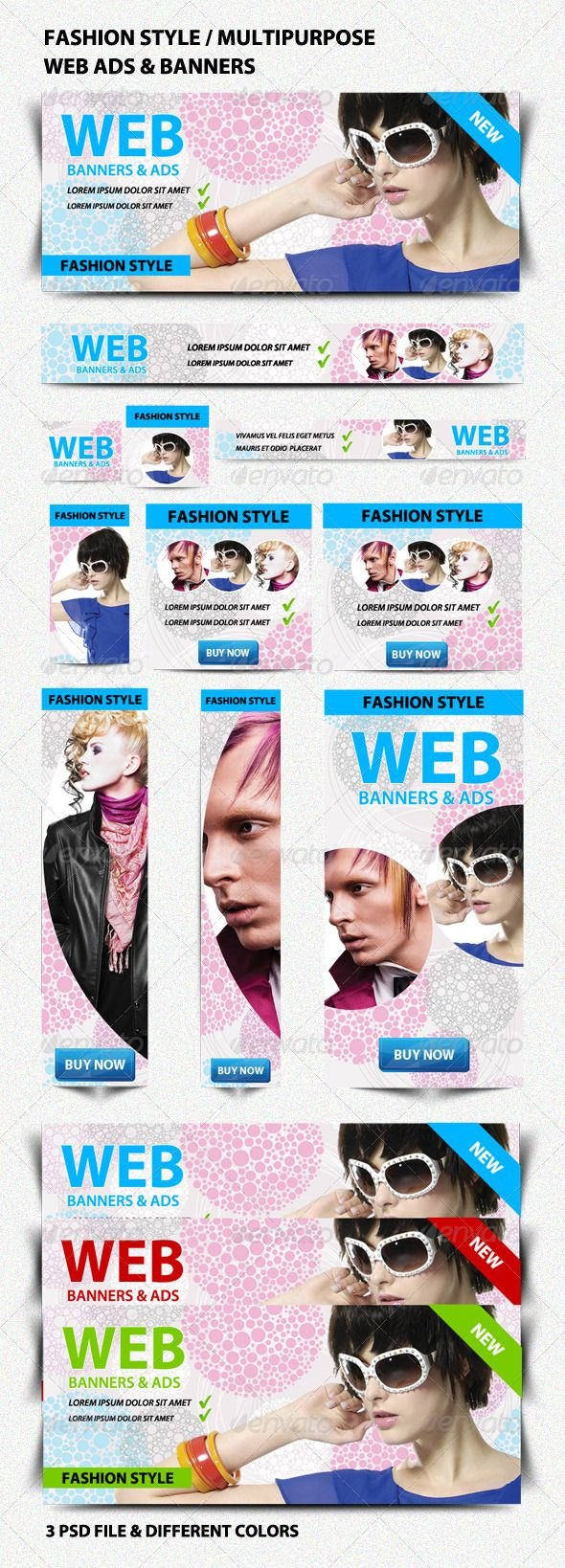 Web banners, banner designs, banner designer  Sandy Rowley favorites.  Beautiful banner design. Call anytime 775 453 6120. www.renowebdesigner.com  Web Elements - Fashion Style/Multipurpose Web Ads  Banners | GraphicRiver