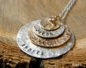 As Seen At THE DENVER POST and Channel 9 News  Personalized • Mother's Day Gift Idea •