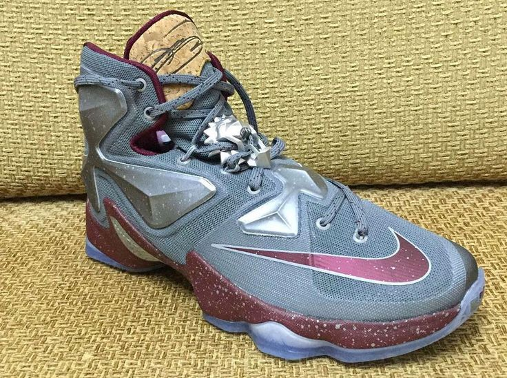 The 'Cork' Nike LeBron 13 Is a Little More Subtle Than the Others