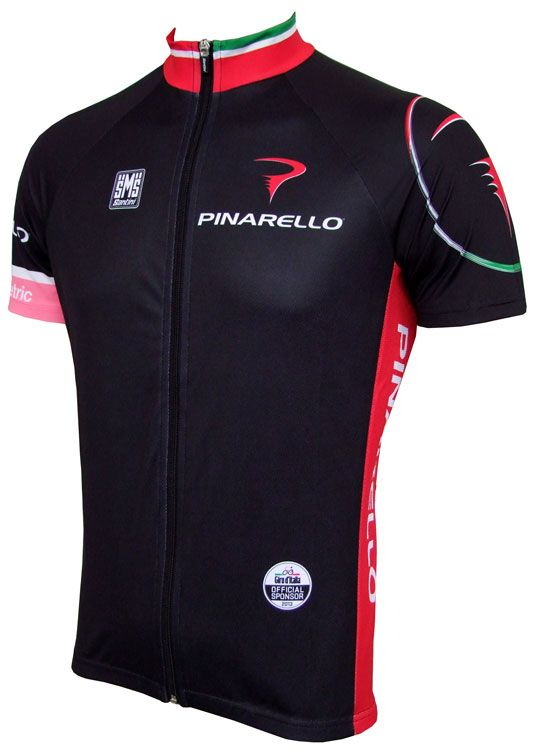 Got this. Giro D'Italia 2013 Pinarello Celebration Jersey - Short Sleeve/Full Zip