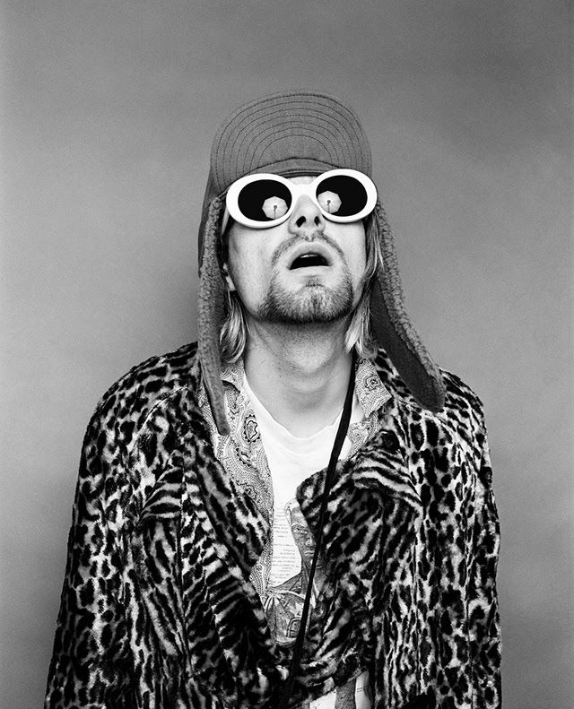 Photos from Kurt Cobain's Last Photo Shoot